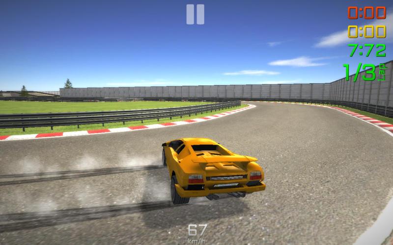 Gods of Drifting Screenshot - 2