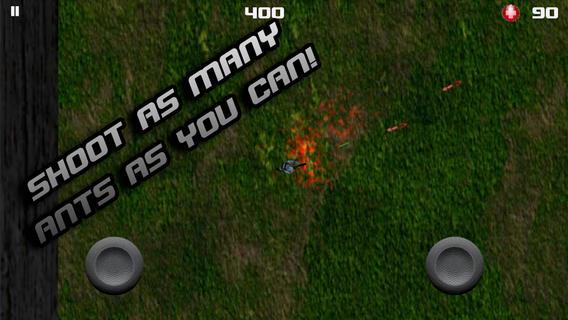 Ant Blaster
