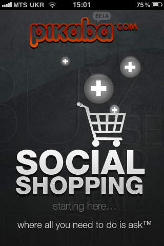Pikaba Social Shopping
