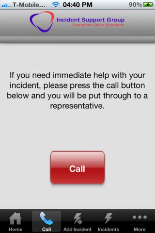 ISG Helpline