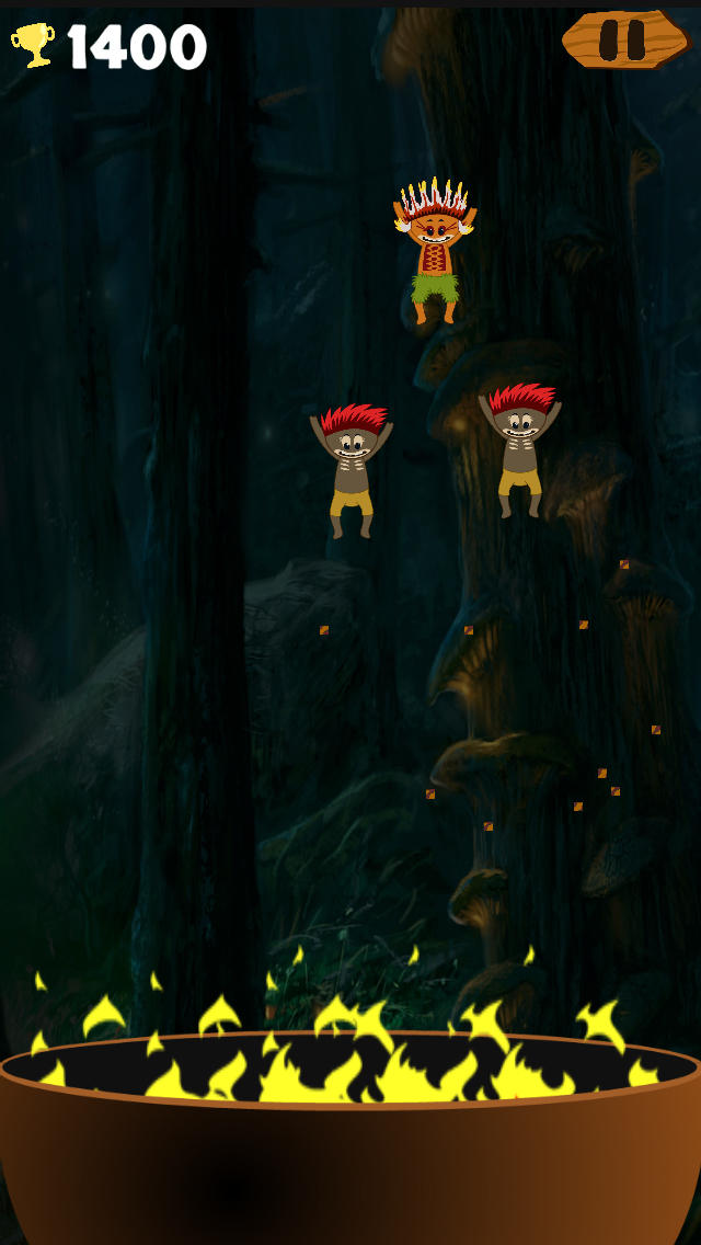 Cannibal Juglar  Screenshot