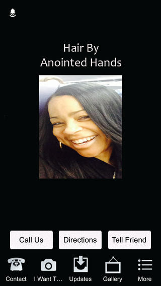 Hair By Anointed Hands