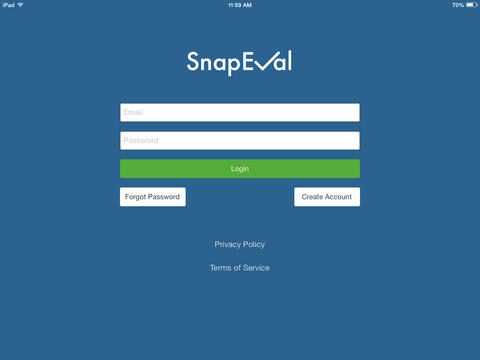 SnapEval for iPad