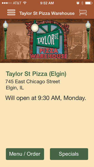 Taylor Street Pizza Warehouse