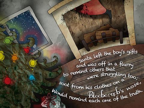 A New Christmas Story - Kundersanterbleebin