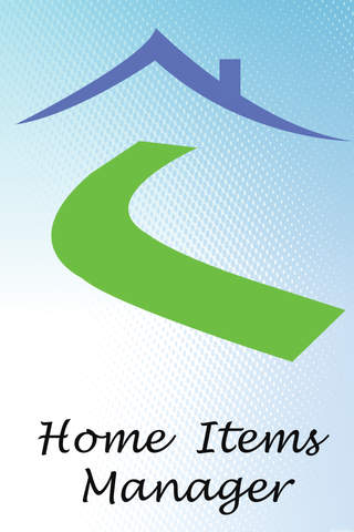 Home Items Manager