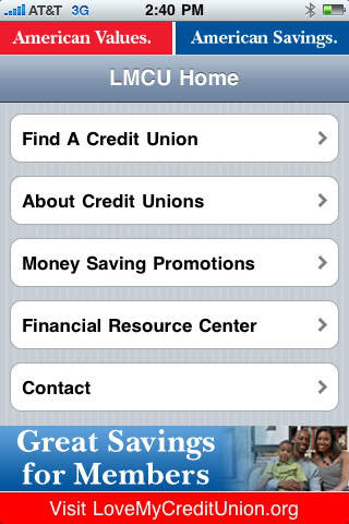 CU Finder iPhone Screenshot 3