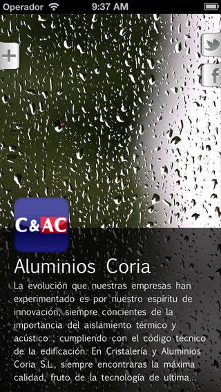 Aluminios Coria