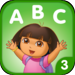 Dora ABCs Vol 3:  Ready to Read!  HD