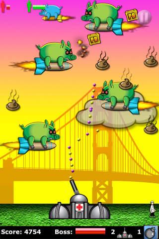 """Swine Flu """"H1N1"""" The Game FREE iPhone Screenshot 5"""