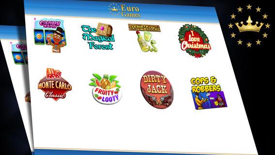 Euro Games Lobby