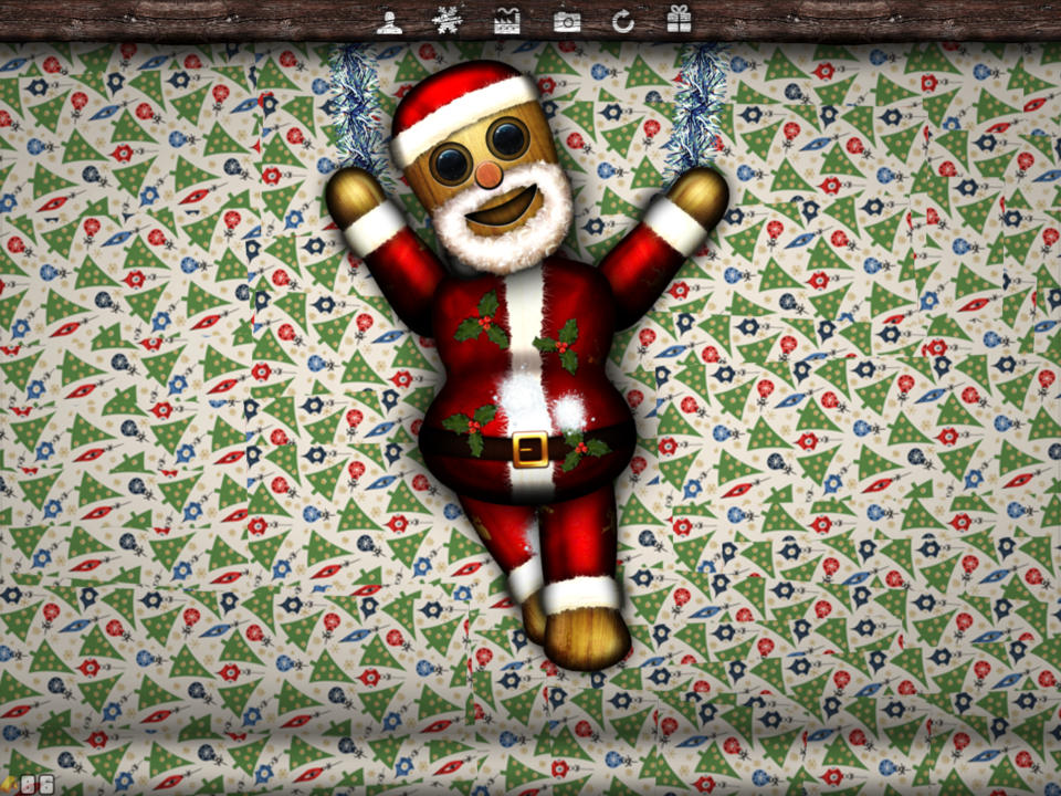 Santa Dude - iPhone Mobile Analytics and App Store Data