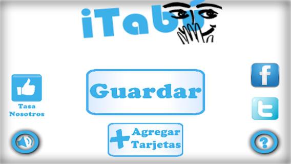 Tabú en Español