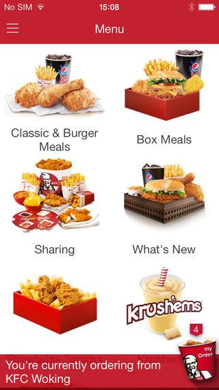 KFC Fasttrack UK