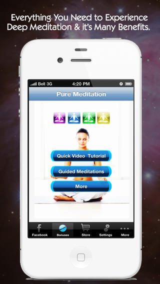 Pocket Meditation: Guided meditation techniques for the beginner to advanced meditator who want deep