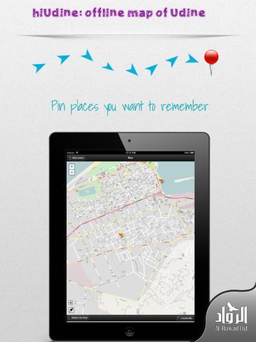 免費下載旅遊APP|Udine Offline Map from hiMaps:hiUdine app開箱文|APP開箱王