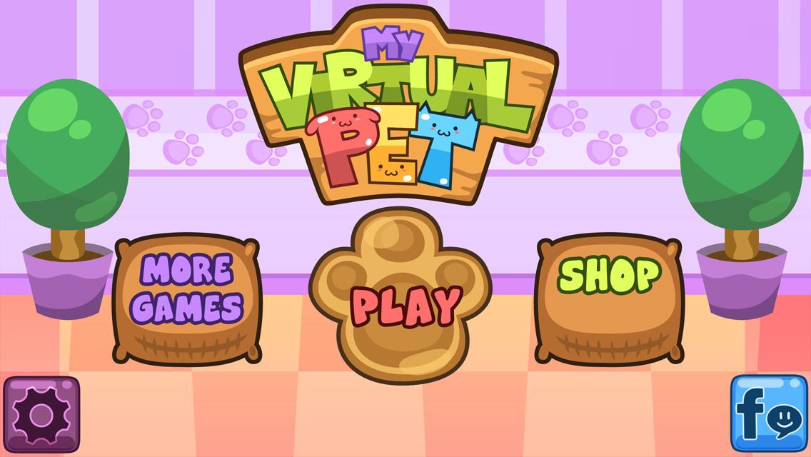 虚拟宠物 - 可爱的动物游戏(iphone)攻略