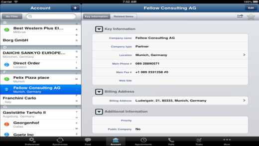 CRM4Mobile