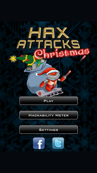 hax Attacks Christmas