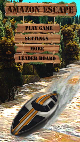 Amazon Escape – Powerboat River Rio Racing on the Amazon + Race Speed Boats + Jet Boats + P1 Racer F