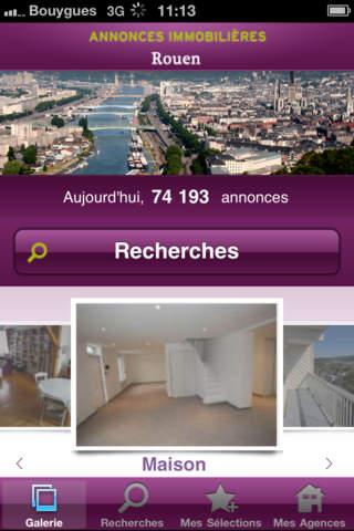 Annonces – Immobilières à Rouen : Achat, vente, Location, appartement maison et immobilier à Rouen