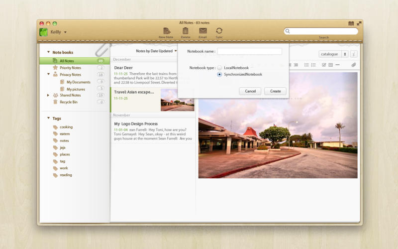 麦库记事 MKnote for Mac
