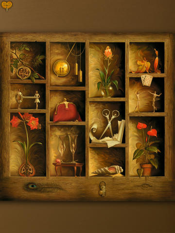 Matrix of Love - Art by Vladimir Kush