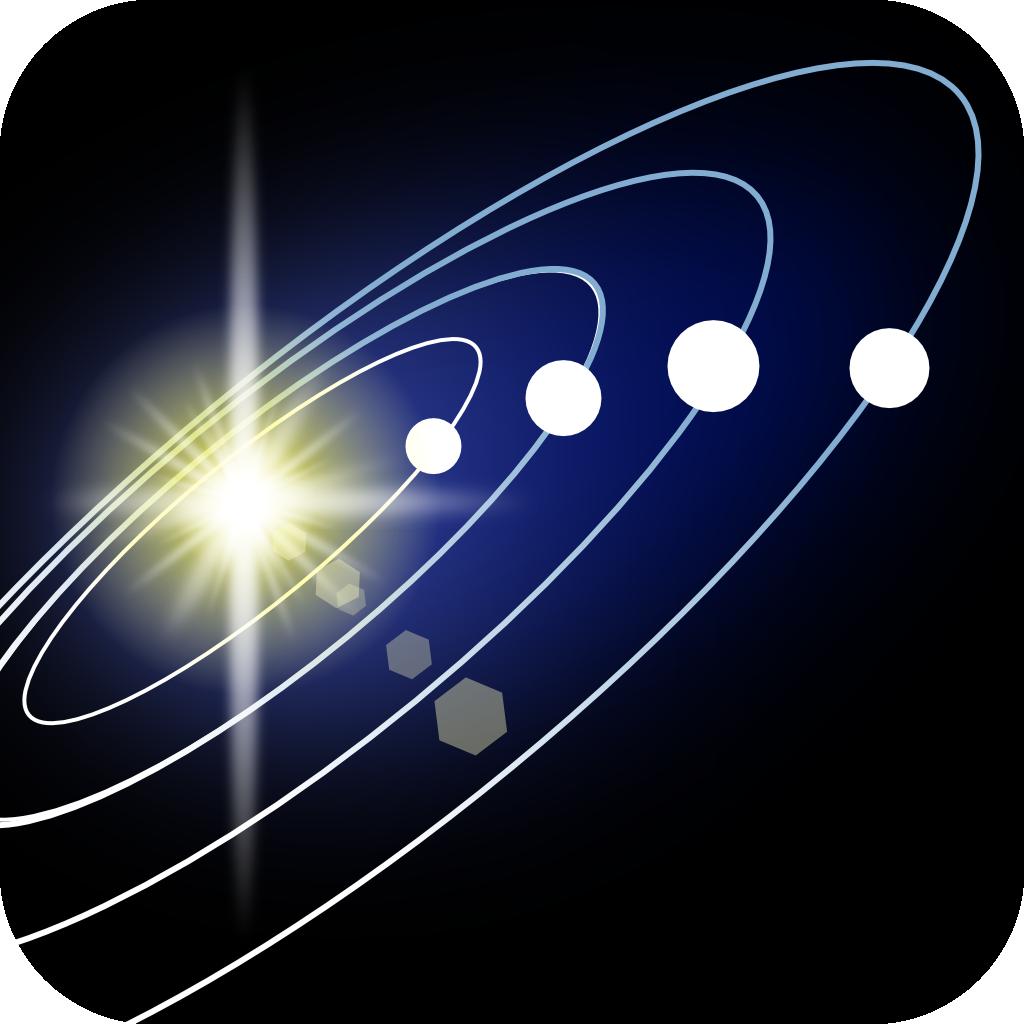 solar system of 3 d-#36