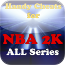 Cheats for NBA 2K All Series Info and News mobile app icon
