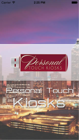 Personal Touch Kiosks