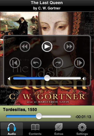The Last Queen (by C. W. Gortner)