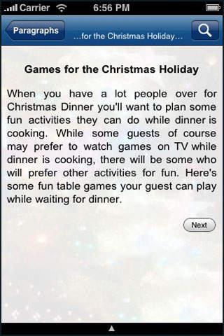Christmas Fun .