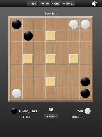 Captura de tela do iPad 3
