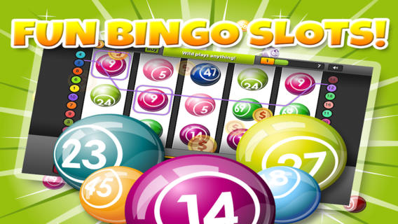 Bingo Slots Casino: Deluxe Daily Bonus Jackpot - Free Edition