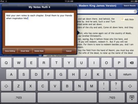Big Bible Commentaries (Bibles) iPad Screenshot 4