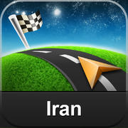 Sygic Iran: GPS Navigation icon