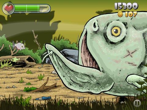 Screenshots for BigFish - Piranha Peril