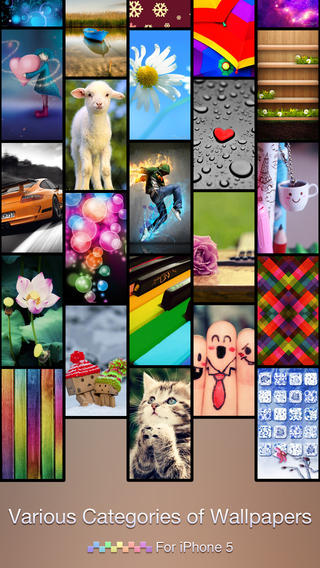 Backgrounds for iPhone 5S 5C 5