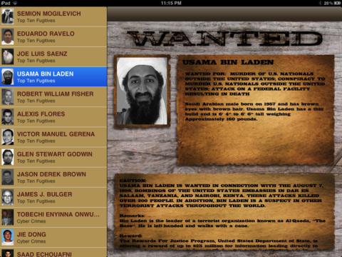 Fugitives iPad Screenshot 1
