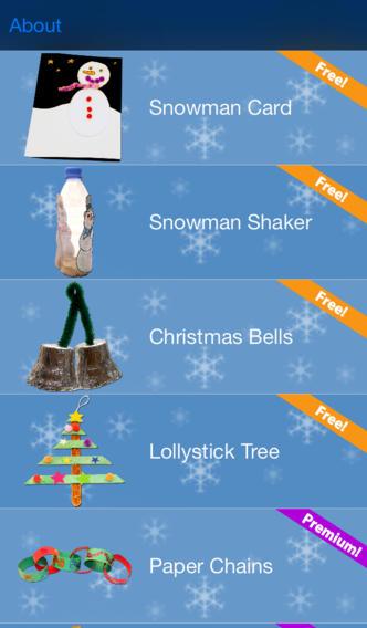 Christmas Craft4Kids Lite