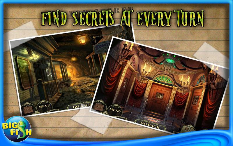 神秘案件:回到幽灵山庄 Mystery Case Files: Return to Ravenhearst for Mac