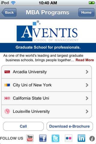 玩教育App|Aventis School of Management免費|APP試玩