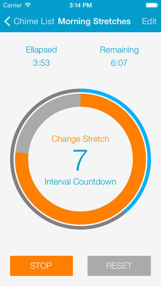 Chime Squirrel - Recurring chime alarm timer to help you be more productive