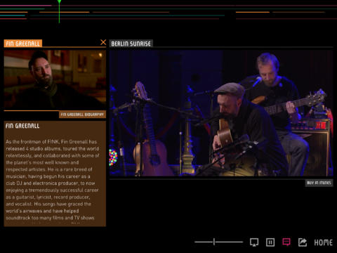 RCO meets Fink - The concert as an app screenshot 3
