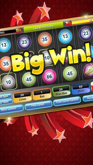 Bingo Slots Heaven - Advanced Live Casino Bingo Rush HD Free