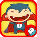 Spooky Puzzle - A Costume Party in Transylvania by Play Toddlers (Full version for iPhone)