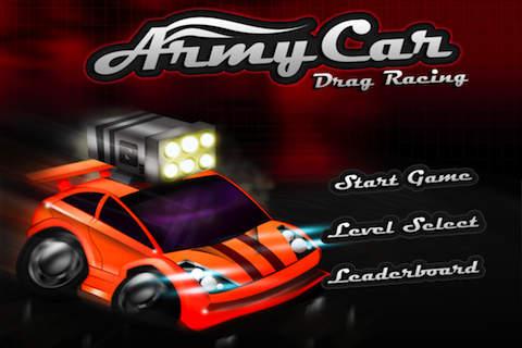 Army Car - Drag Racing