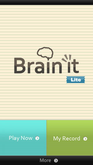 Brain it Lite