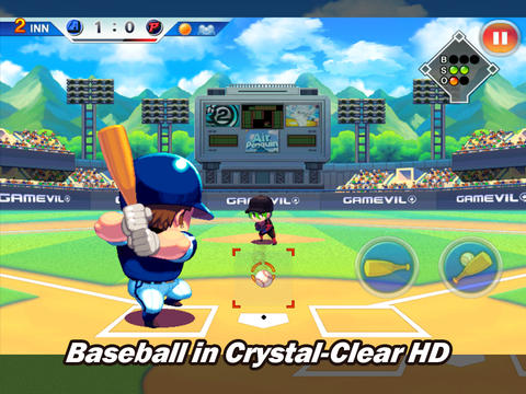 Screenshot 1 Baseball Superstars® 2012.
