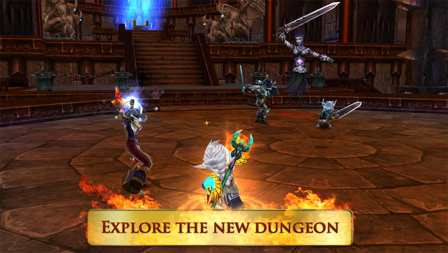 Order & Chaos© Online - iPhone Mobile Analytics and App Store Data